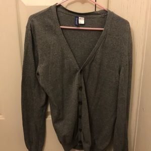 H&M Button-Up Cardigan
